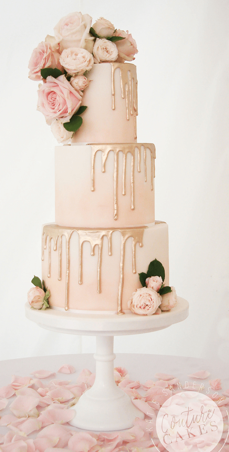Tiered Wedding Cakes For Stamford Lincolnshire