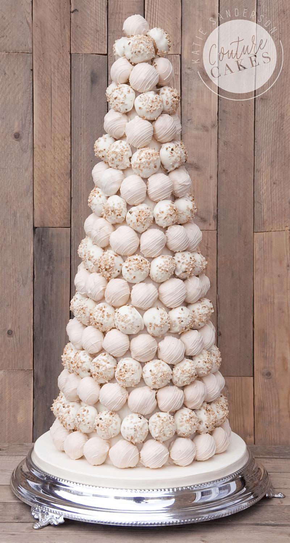 Profiteroles cakes wedding pictures