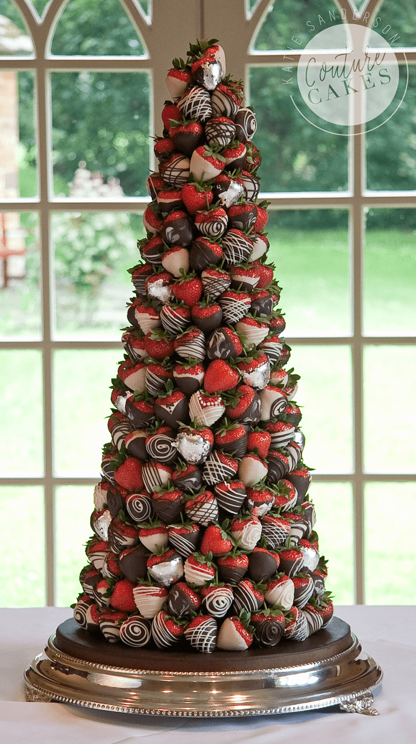 Provides 200 dipped strawberries, Price £395