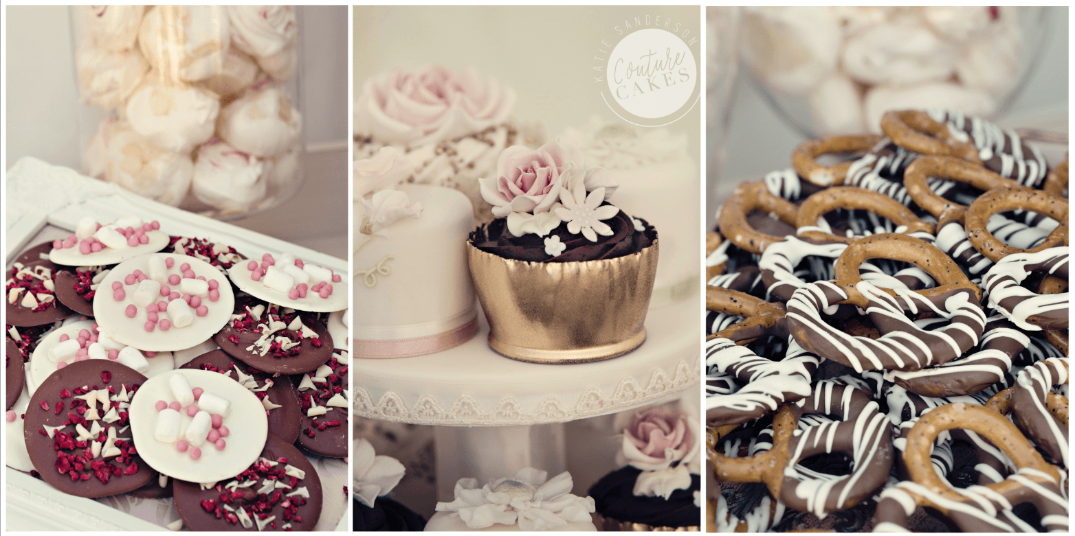Vintage-Botanical-Dessert-Table-Cake-6