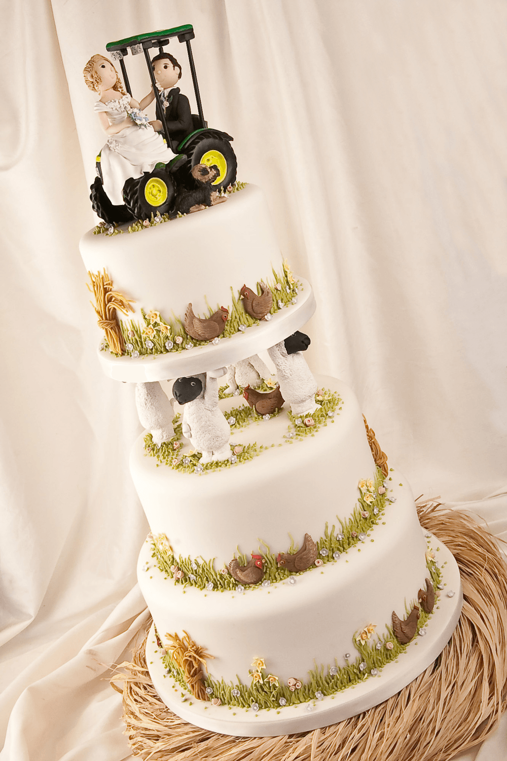 rustic wedding cake pics tiered wedding cakes couture cakes 19547